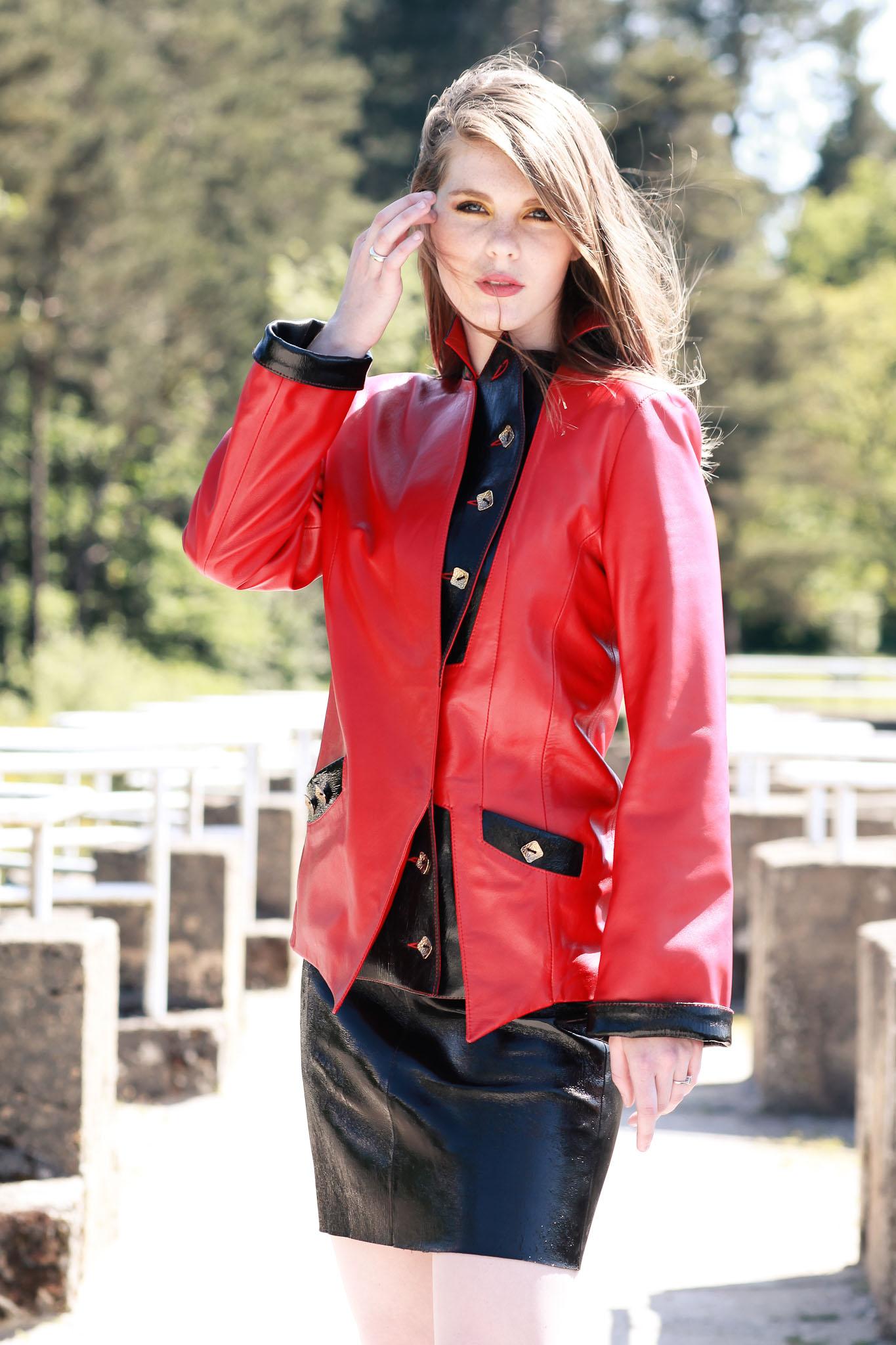 Manteau peau lainee femme amazon